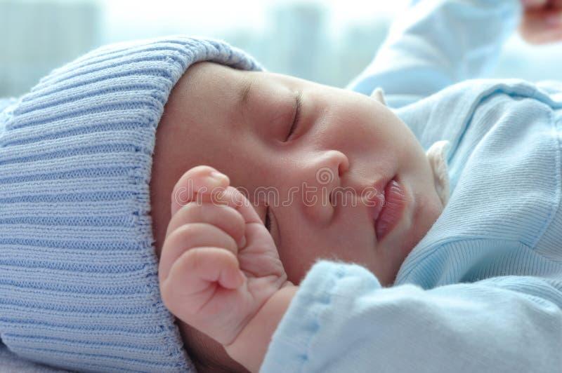 Download Sleeping baby stock photo. Image of beautiful, infant - 22838402