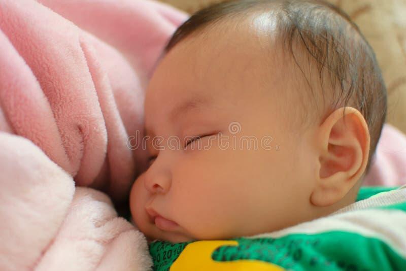 Download Sleeping baby stock image. Image of cute, family, sleeping - 23441961