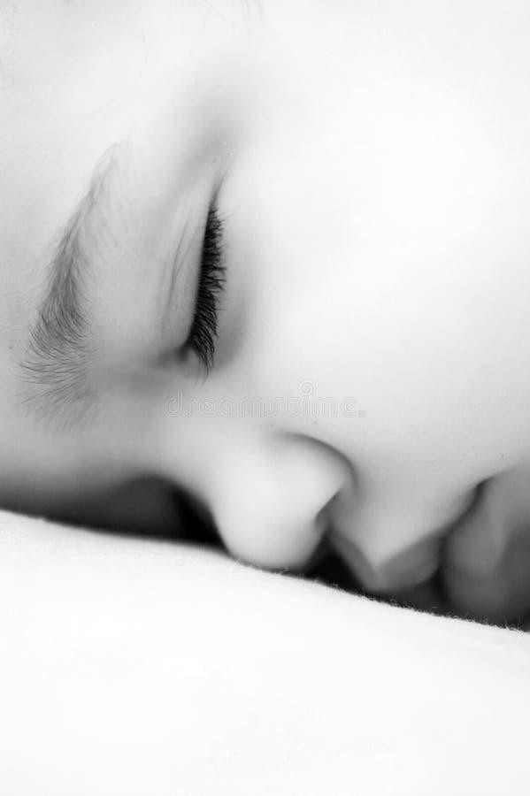 Free Sleeping Baby Royalty Free Stock Photography - 5003557