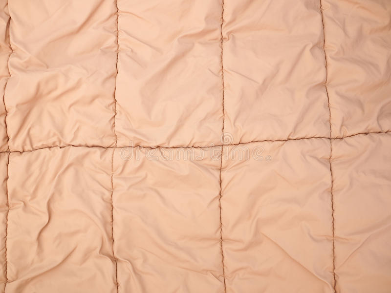 Download Sleeping bag stock image. Image of texture, pillowed - 15415067