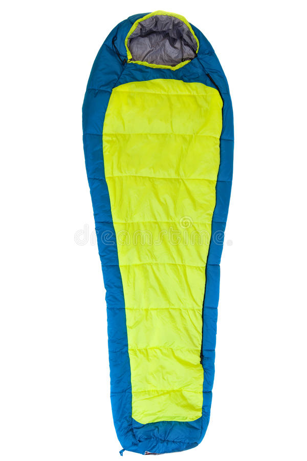 Download Sleeping bag stock photo. Image of cozy, warmth, padding - 41443174