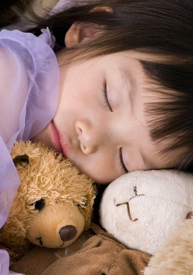 Sleeping Beauty 5 royalty free stock photos