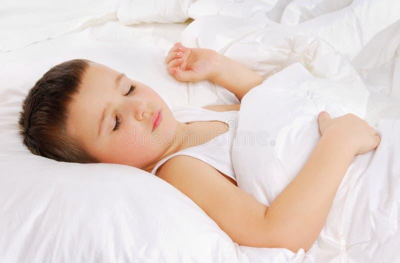 Download Sleeping boy stock photo. Image of caucasian, healthy - 4459246