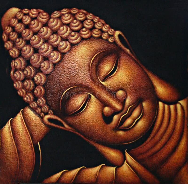 Free Sleeping Buddha Stock Photos - 13357663