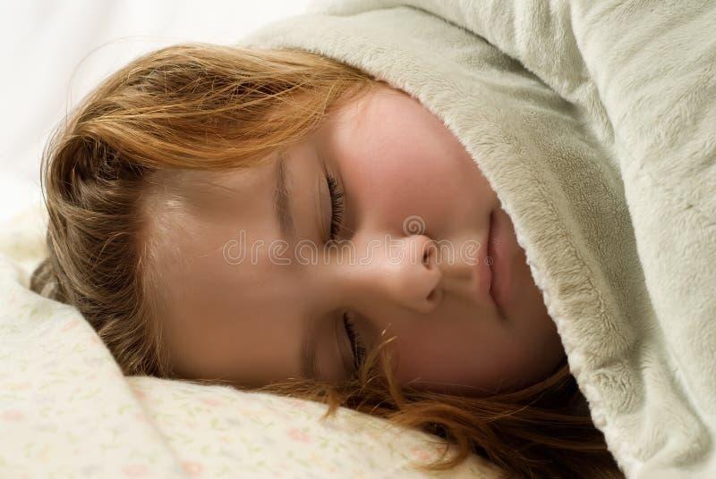 Sleeping Child Stock Photography
