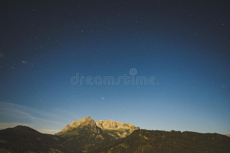 Sleeping Giant royalty free stock photos