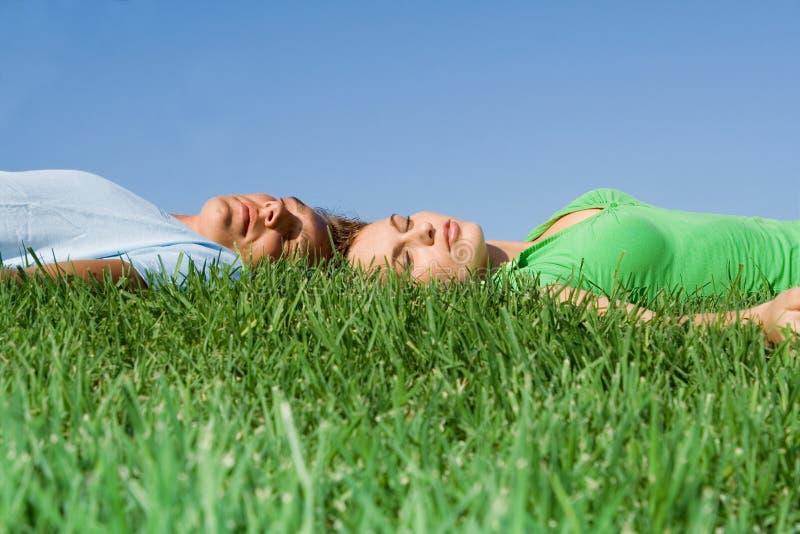 Download Sleeping People Stock Image - Image: 5982471