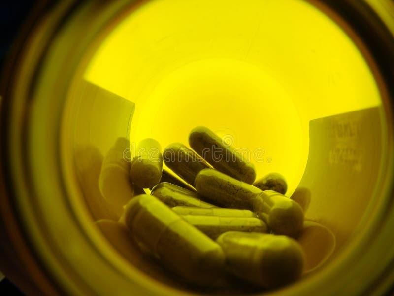 Sleeping Pills stock images
