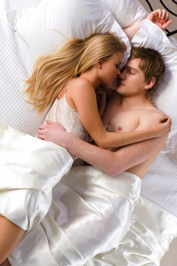 Download Sleeping Together Stock Photo - Image: 13223260
