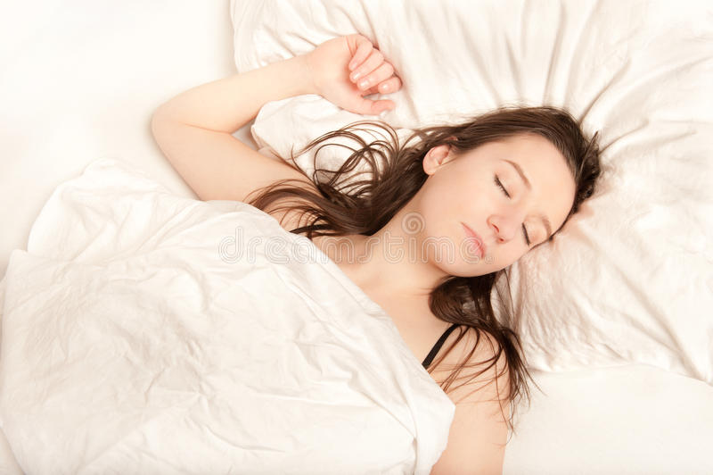 Download Sleeping Woman Stock Photos - Image: 18547573