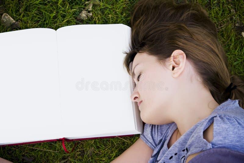 sleeping woman young στοκ φωτογραφία με δικαίωμα ελεύθερης χρήσης