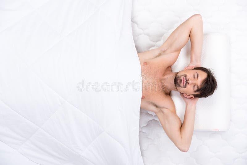Sleeping stock images