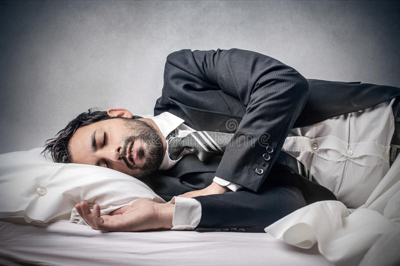 Sleepy stock images