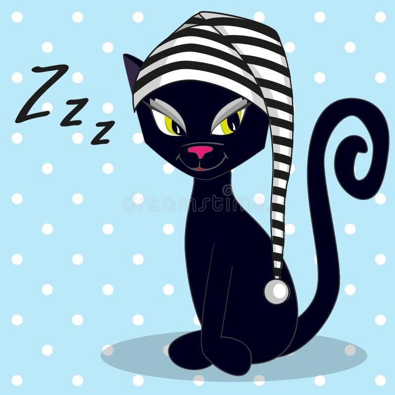 Free Sleepy Cat Royalty Free Stock Photography - 41327887