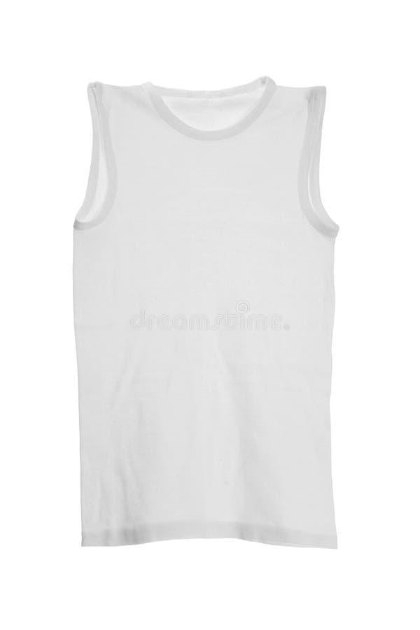 Sleeveless Hemd lizenzfreies stockbild