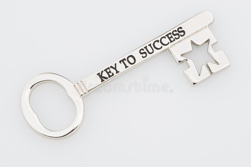 Sleutel tot Succes stock fotografie