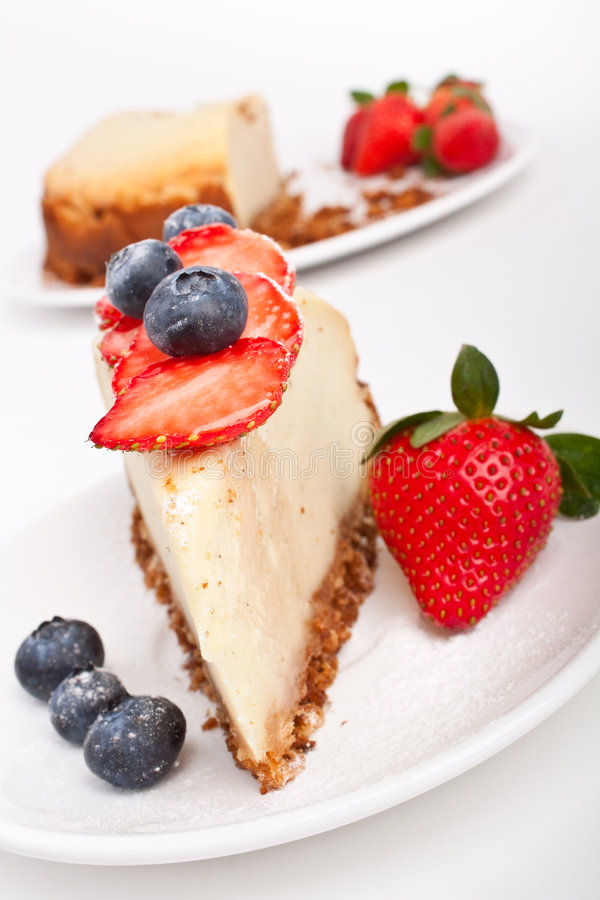 Download Slice Of Cheesecake Royalty Free Stock Photo - Image: 8174625