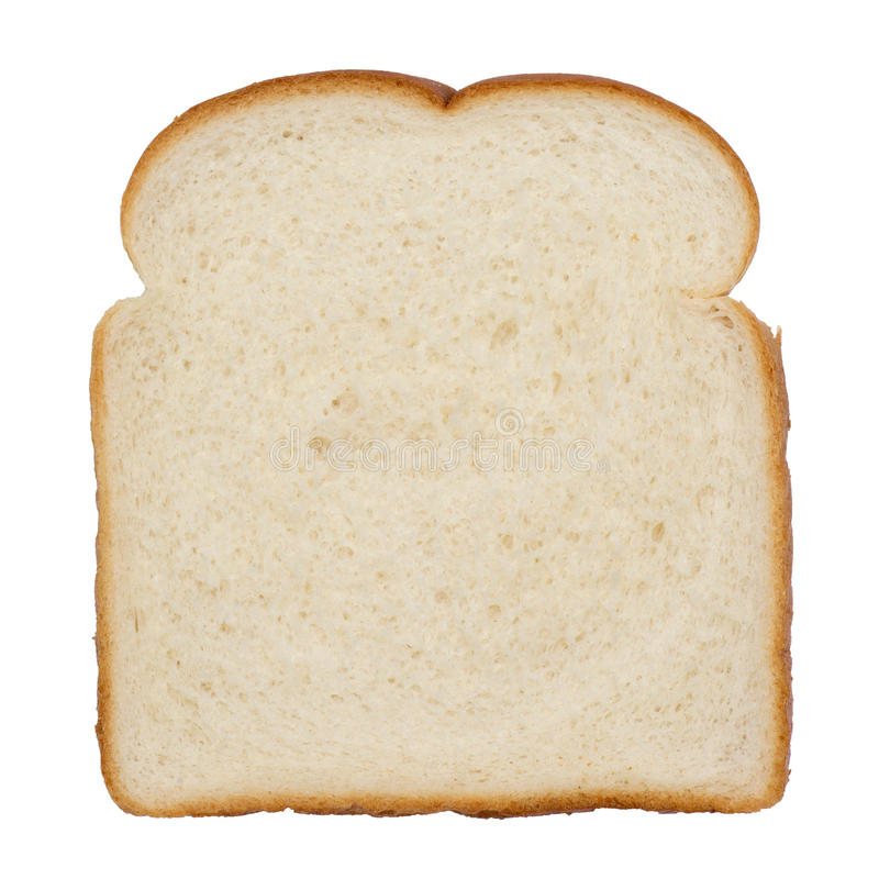 Free Slice Of White Bread Royalty Free Stock Image - 31373426