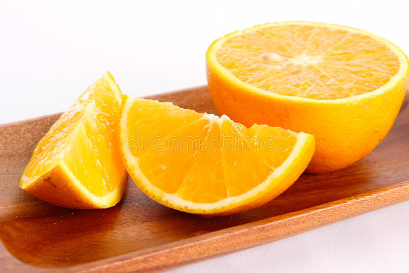 Download Slice Orange stock photo. Image of slice, orange, peel - 24182092