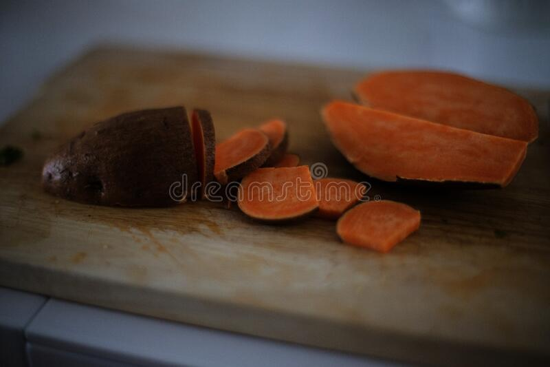 Slice Sweet Potato Free Public Domain Cc0 Image