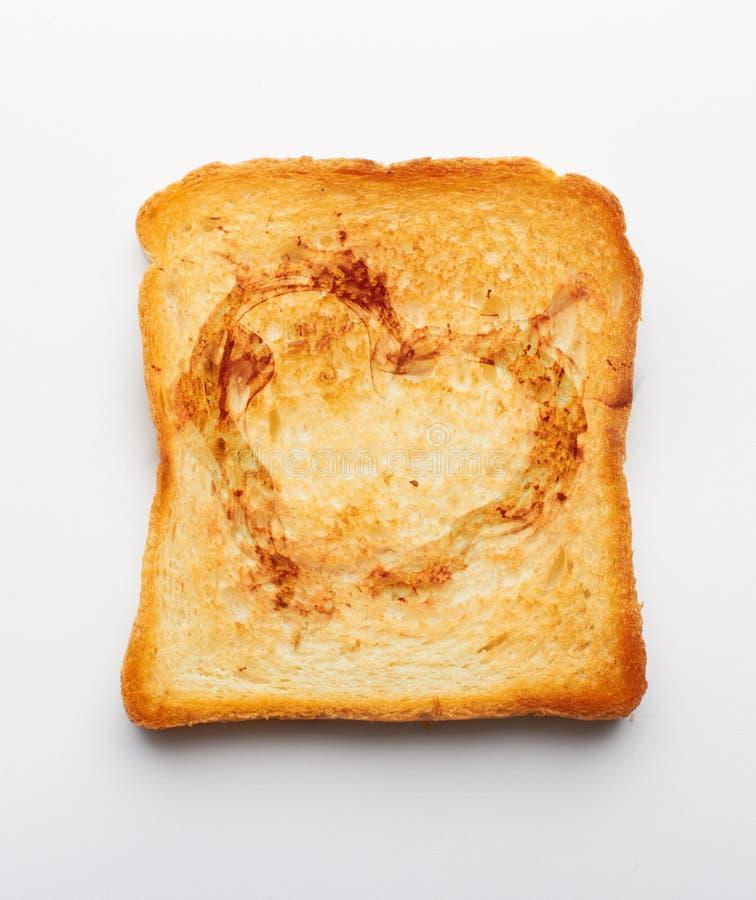 Slice of toast