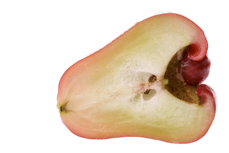 Download Sliced apple guava stock photo. Image of side, view, tasty - 6091402