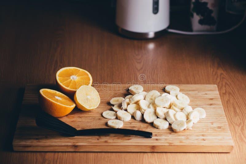 Sliced Bananas And Oranges Free Public Domain Cc0 Image