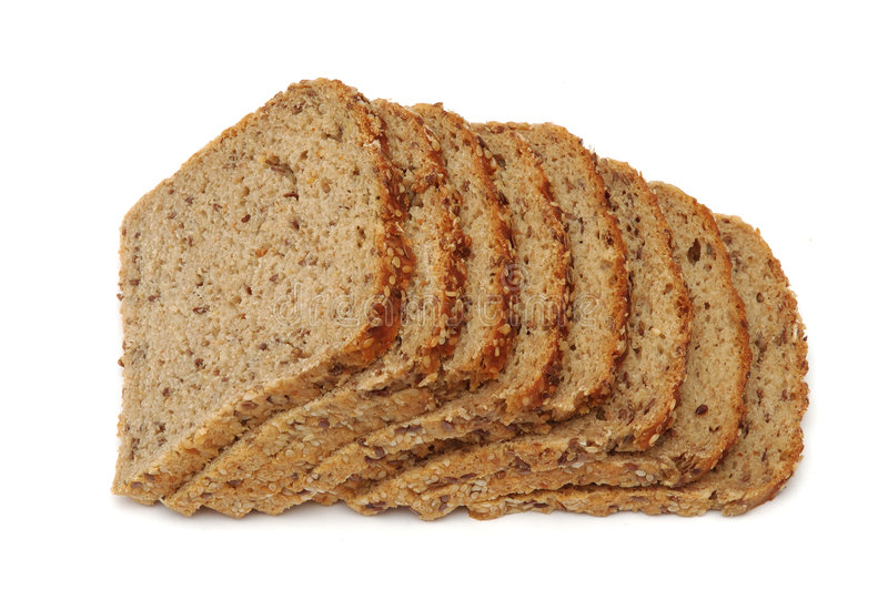 Download Sliced bread stock photo. Image of detail, piece, fresh - 1409568