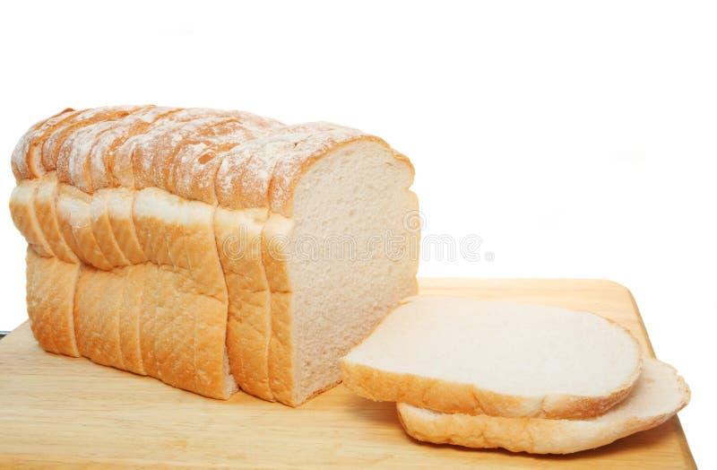 Download Sliced bread stock image. Image of bread, loaf, sliced - 5524899
