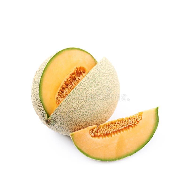 Free Sliced Cantaloupe Melon Composition Stock Photo - 87119220