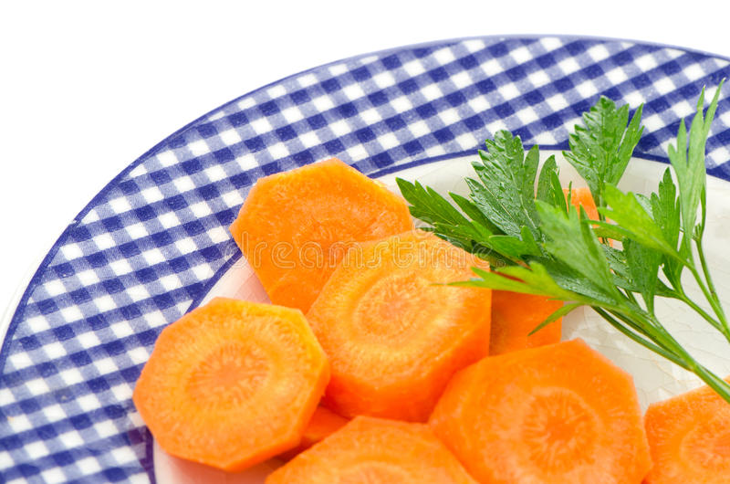 Download Sliced carrots stock photo. Image of sliced, pieces, heap - 25178580