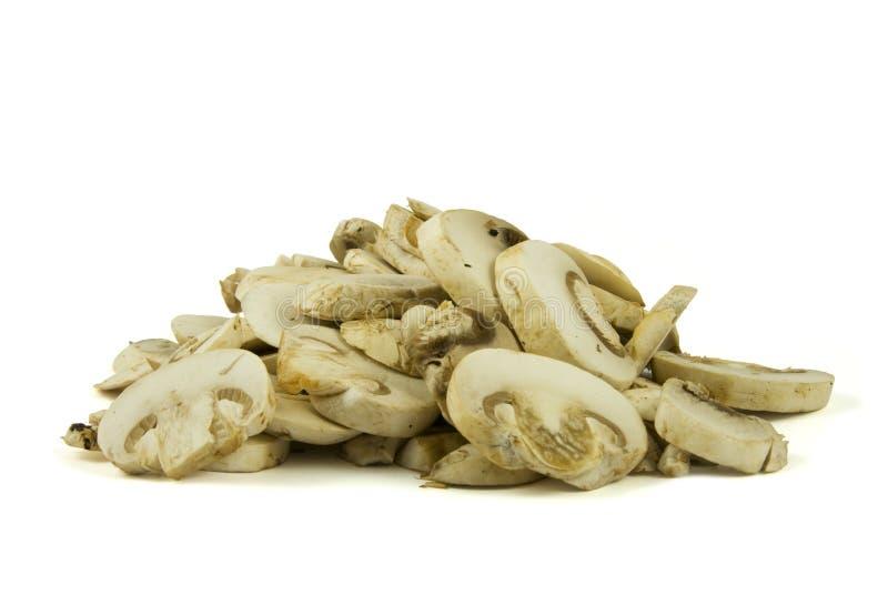 Download Sliced Champignon Mushrooms Stock Image - Image: 8927321