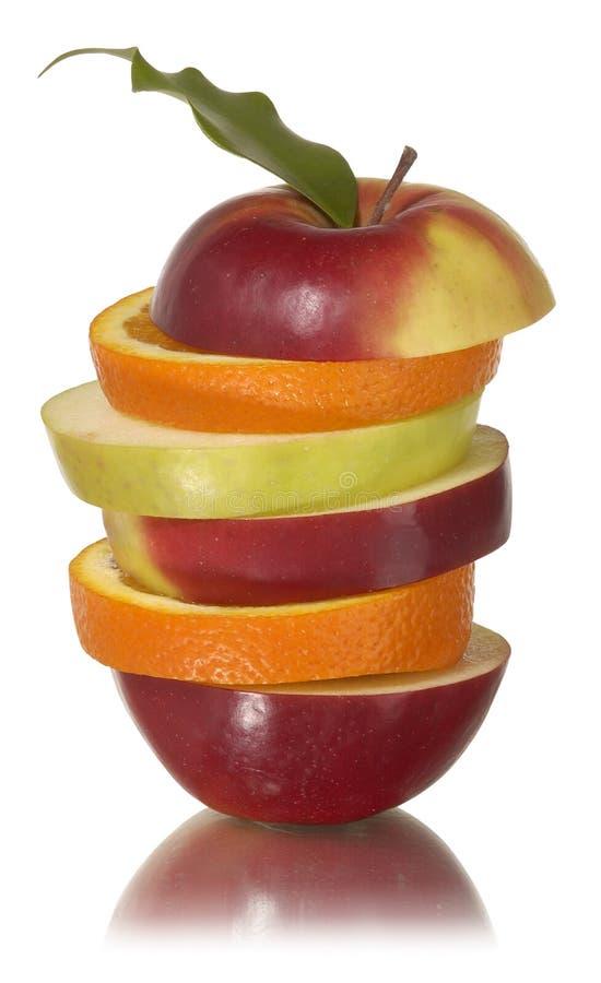 Free Sliced Fruits Royalty Free Stock Photos - 12730828