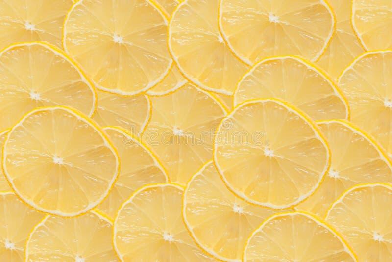 Sliced lemon as background. Sliced lemon as a background stock photography