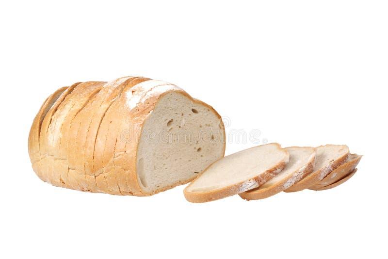 Download Sliced loaf of bread stock photo. Image of gourmet, bake - 23797024