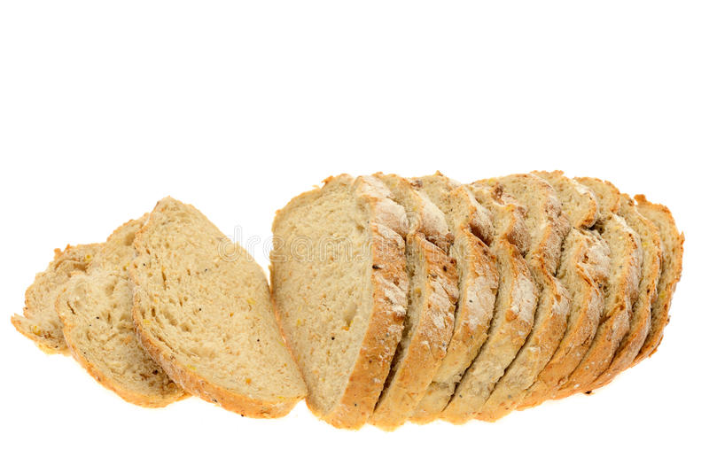 Download Sliced Rye Bread stock photo. Image of wheat, whole, shot - 27214638