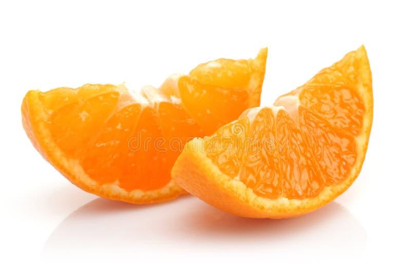Download Sliced Tangerine stock image. Image of organic, group - 28143639