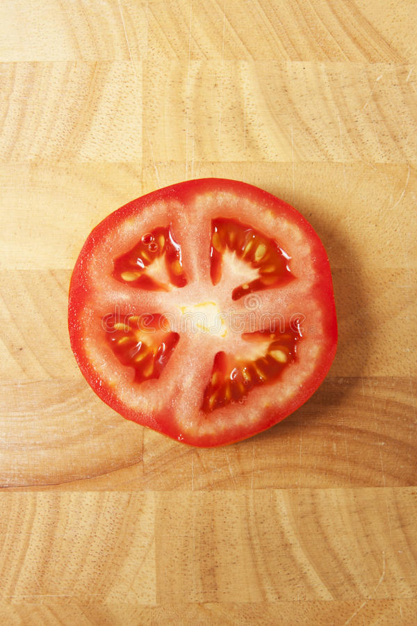 Download Sliced tomato stock photo. Image of cooking, design, cross - 20961376