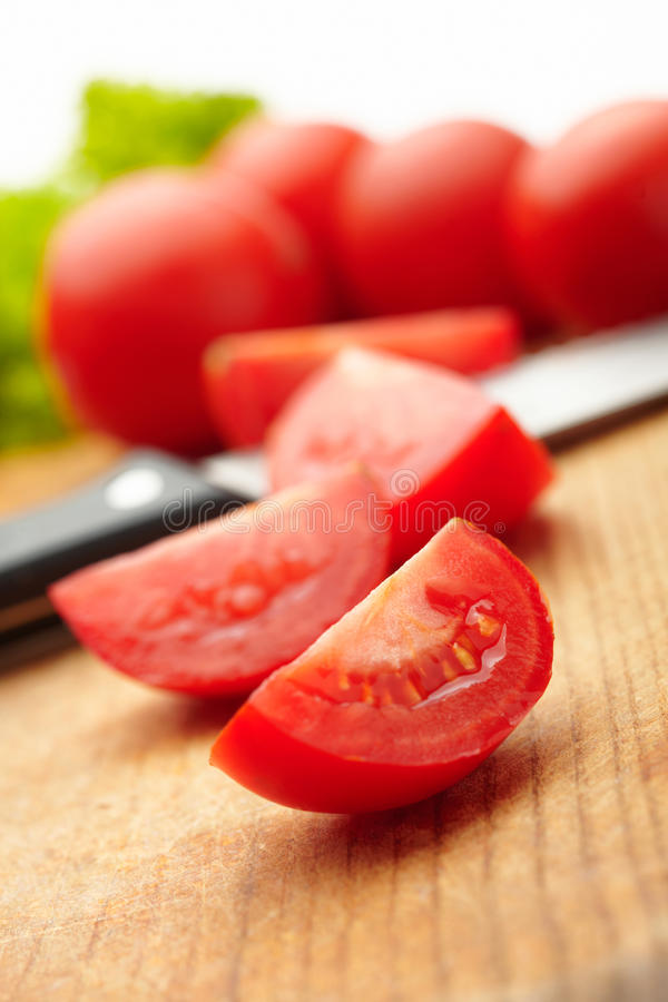 Download Sliced Tomatoes Stock Images - Image: 27299484