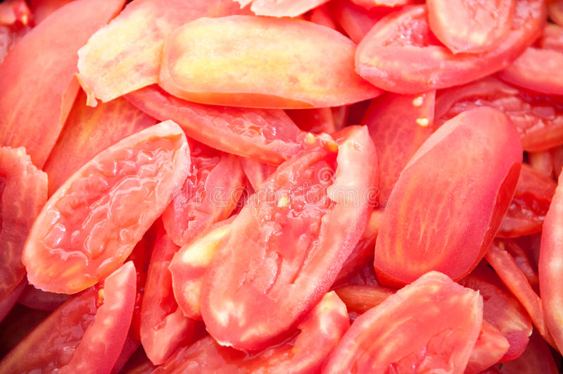 Download Sliced Tomatoes stock image. Image of fresh, salad, fruit - 34160431