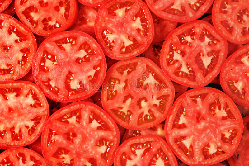Download Sliced tomatoes stock image. Image of healthy, diet, ingredient - 57954969