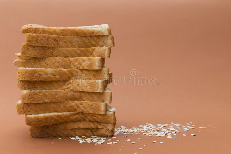 Download Wheat toast stock image. Image of stack, loaf, wheat - 29745933