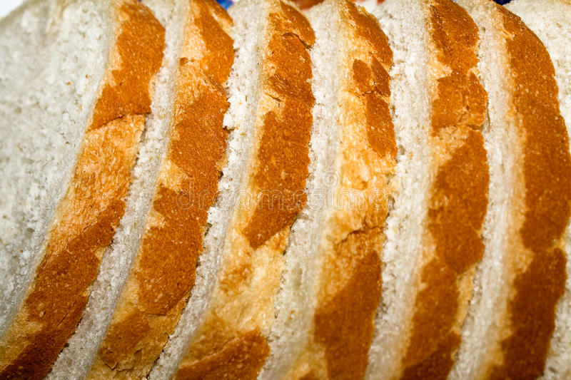 Download Slices of bread stock photo. Image of slice, bread, background - 14290672