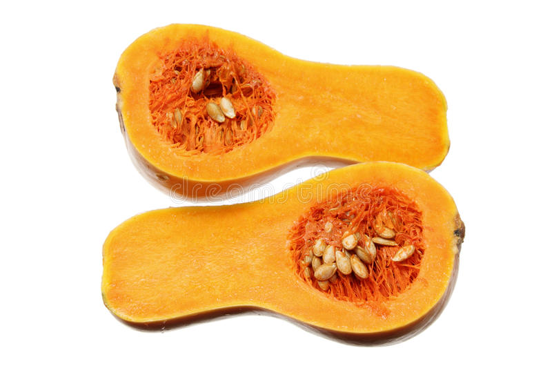 Download Slices Of Butternut Pumpkin Royalty Free Stock Image - Image: 26001906