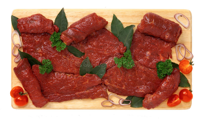 Download Slices Of Horse Meat Stock Photography - Image: 28761112