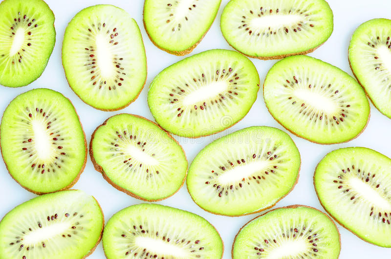 Download Slices Of Kiwi Fruits Stock Photo - Image: 26879140