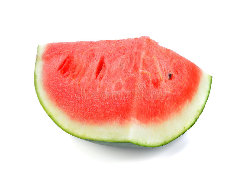 Slices of water melon stock images