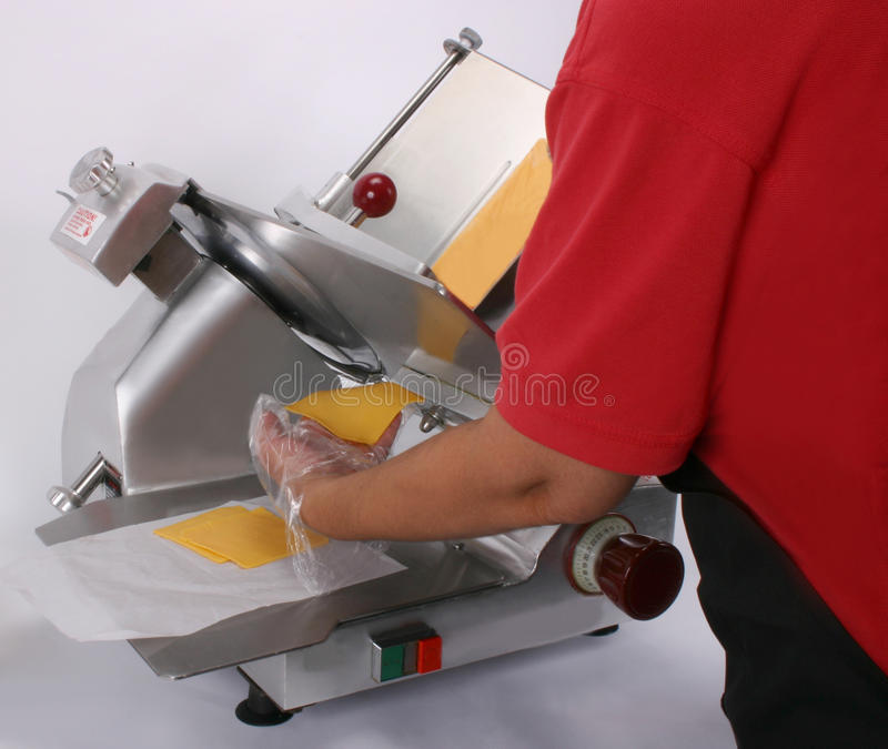 Download Slicing Cheese Stock Images - Image: 27983794