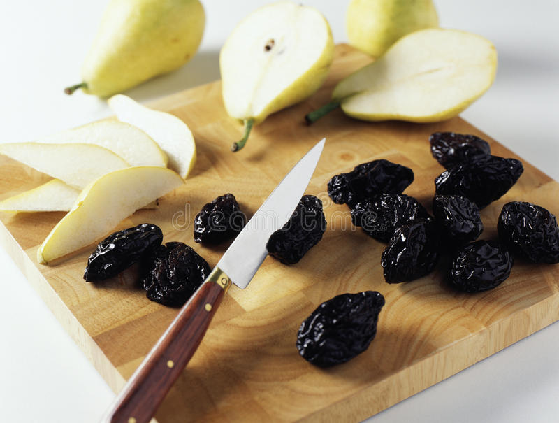 Download Slicing The Fruit Stock Image - Image: 23707191