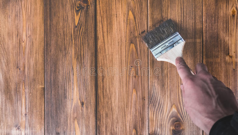 Slicing sausage on cutting Board with ingredients stock photos
